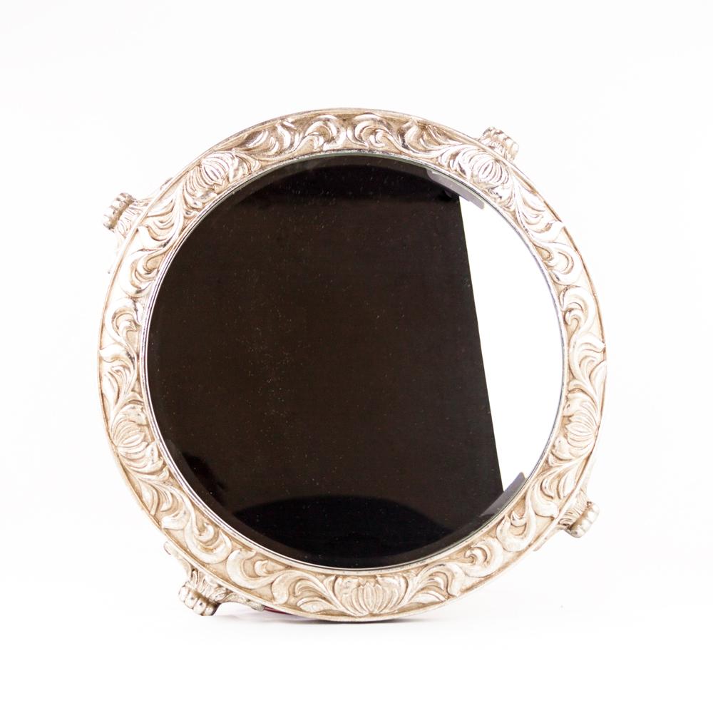 Round Mirror Plateau