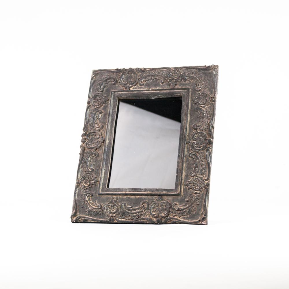 Smoke Charlized Photo Frame: Gray Family Picture FramePlatt Designs