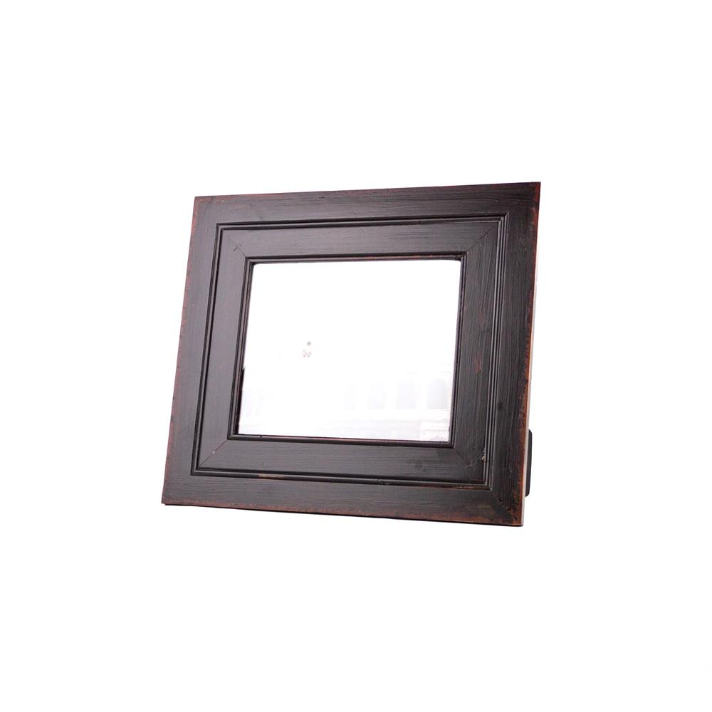 8 x 10 Black Wooden Family Photo Frame: Black Picture FramePlatt Designs